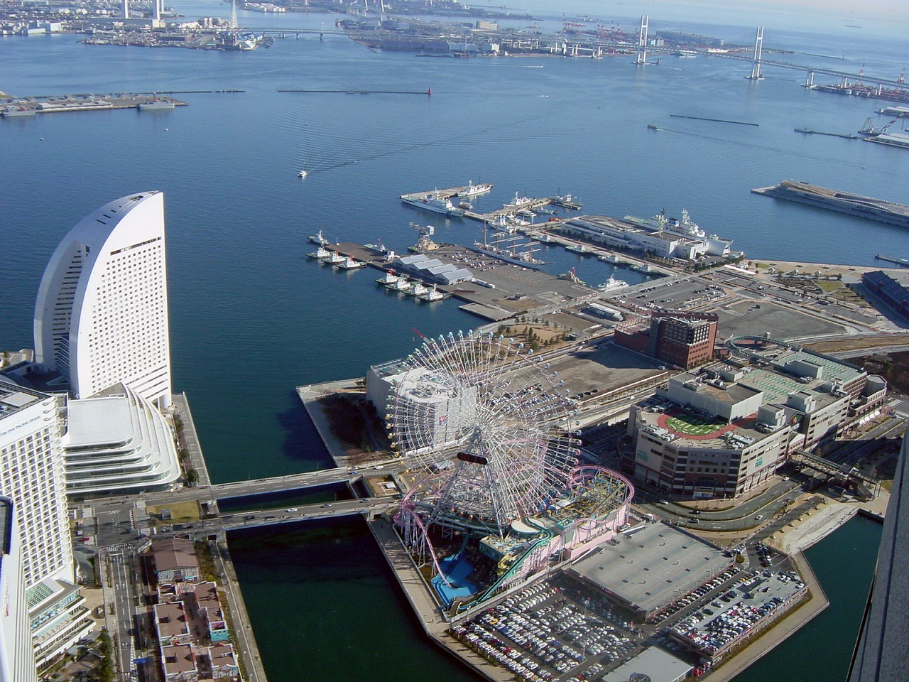 Port of Yokohama