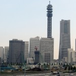 Minatomirai viewed from Portside area
